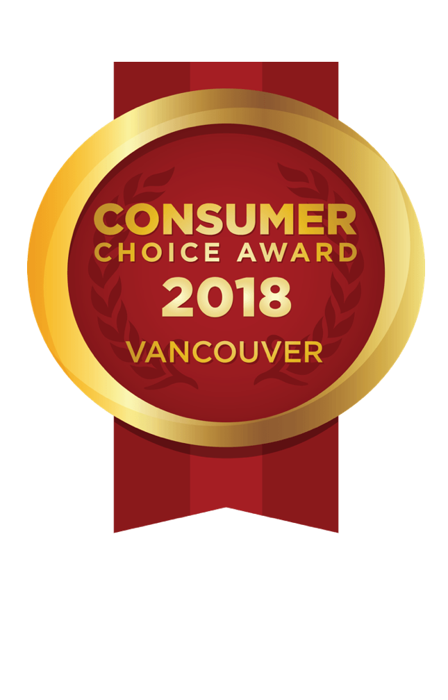 2018 vancouver consumer choice award seal