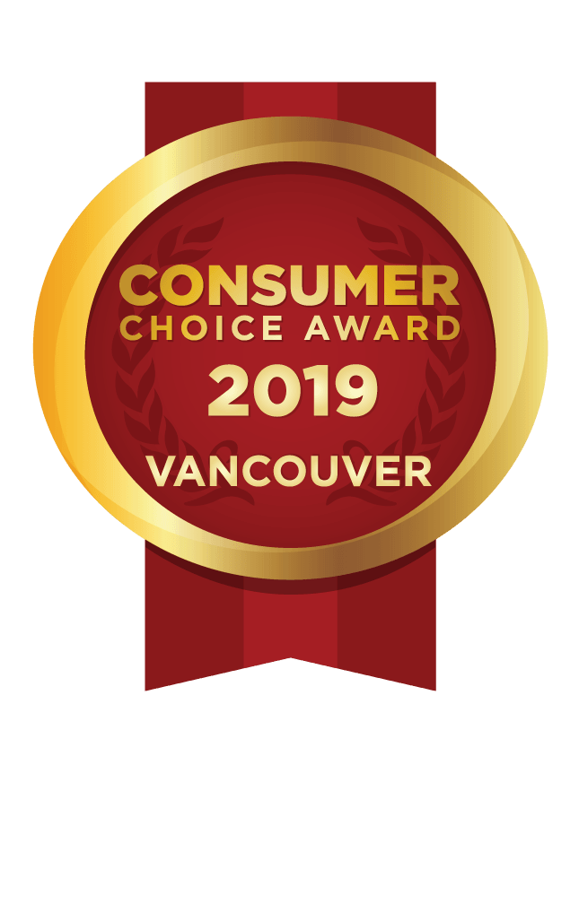 2019 vancouver consumer choice award seal
