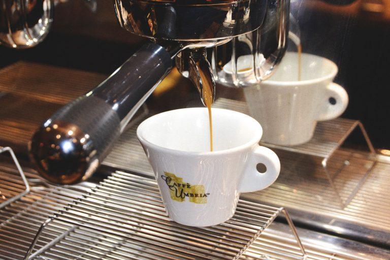 espresso from d'oro